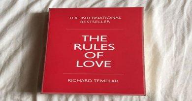 قوانین عشق