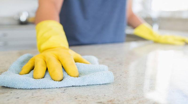 تمیز کردن وسایل
