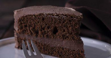 کیک کاکائویی