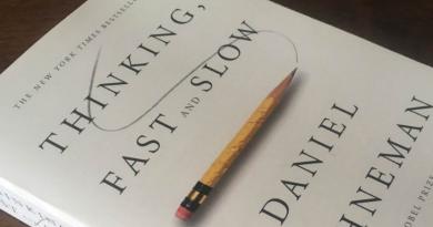 کتاب تفکر، سریع و کند