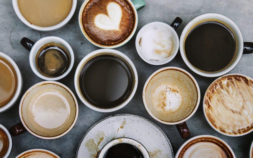 مصرف بیش از حد کافئین