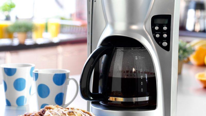 تمیز کردن قهوه ساز