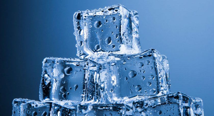 کاربردهای جالب یخ