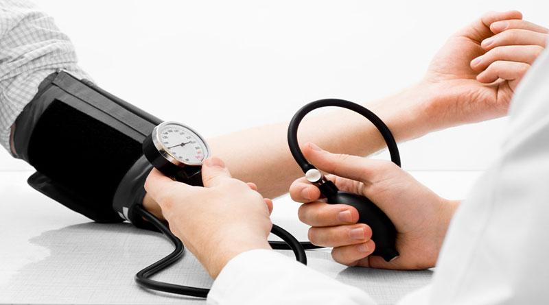 بالا رفتن فشار خون