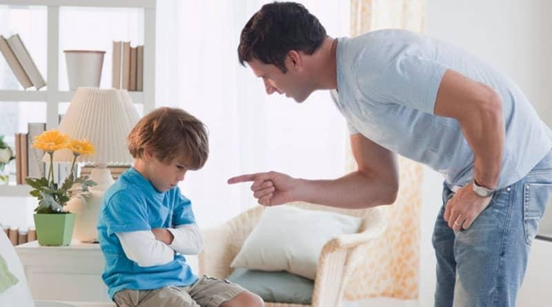 اشتباه والدین