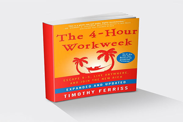 کتاب ۴ ساعت کار در هفته