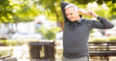 گرم کردن قبل از ورزش