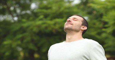 تمرین تنفس کاهش اضطراب