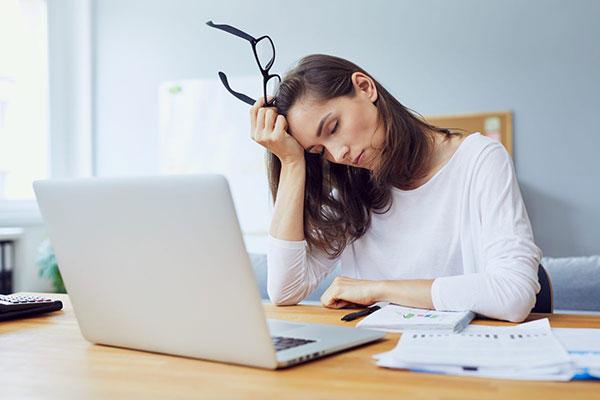 خستگی زیاد در طول روز