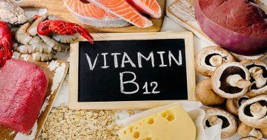 درمان کمبود ویتامین b12
