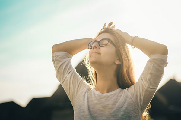 تمرین تنفس کاهش استرس