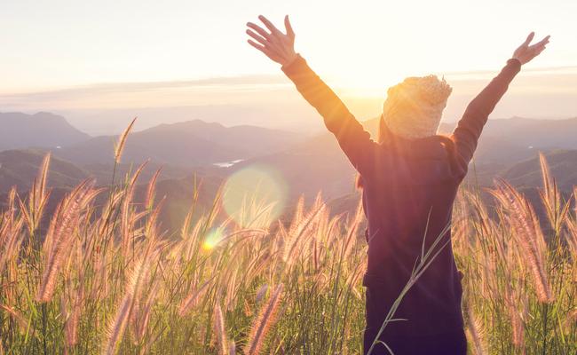راه هایی برای شاد زندگی کردن