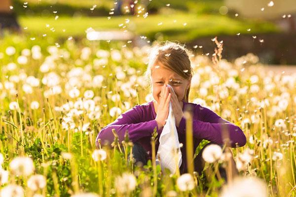 آلرژی بهاره چشم