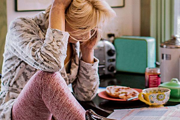 عادات ناسالم ناشی از استرس
