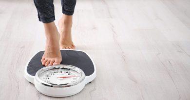 کاهش وزن در ماه