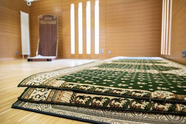فرش و گرد و غبار در خانه