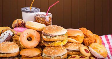 غذاهای مضر برای قلب