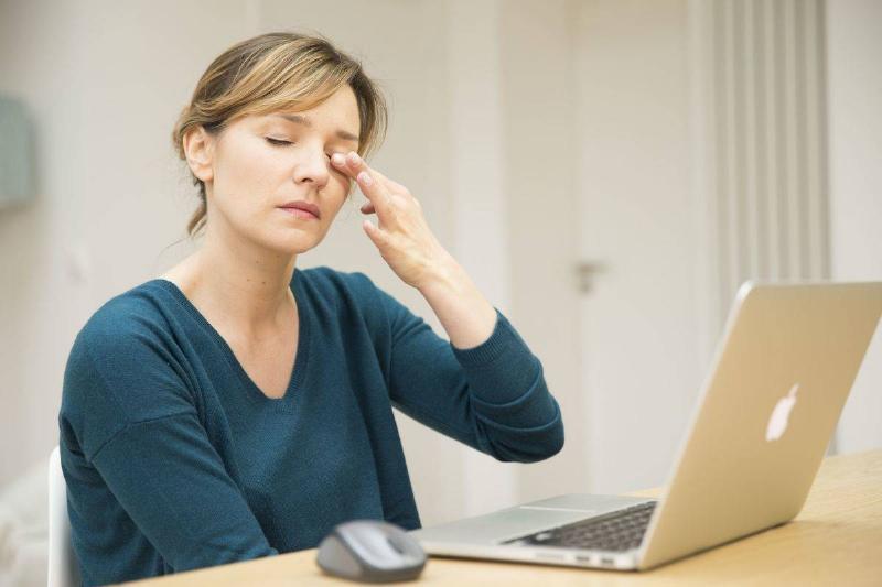 عفونت کلیه و خستگی