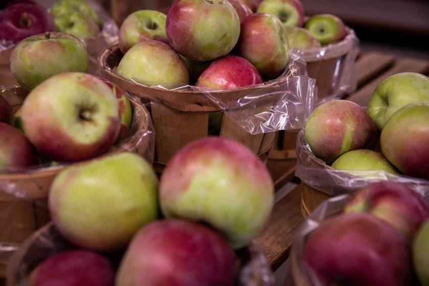 سیب ، میوه مفید برای تیروئید