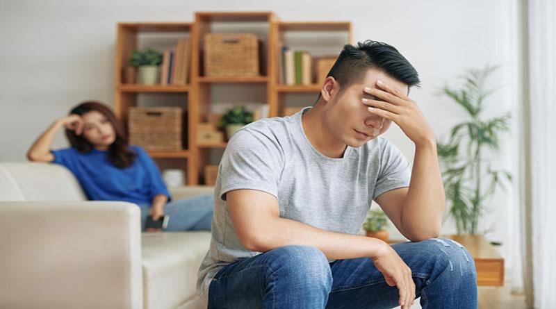 تاثیر افسردگی بر روابط عاطفی