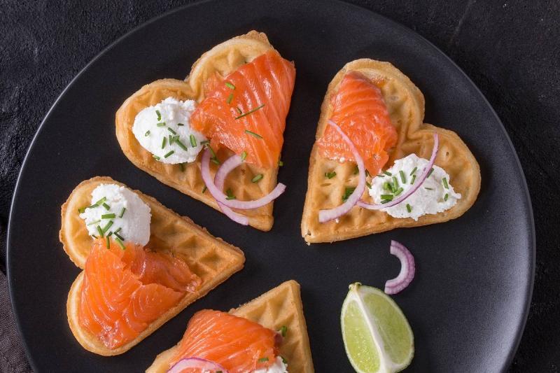 ماهی سالمون برای تیروئید