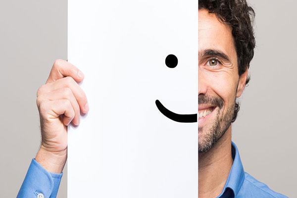 برای بهبود حال روحی ، به تصاویر مثبت نگاه کنید