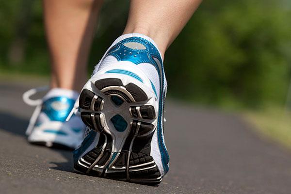 فواید شروع روز با پیاده روی
