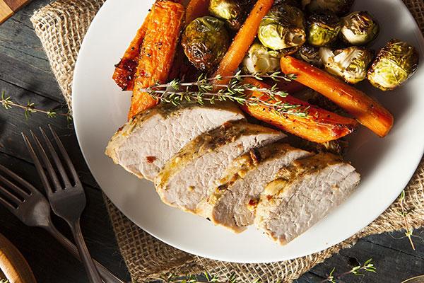 ماهی گوشت سفید منبع چروتئین کم چربی