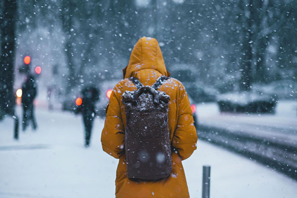 علائم افسردگی در زمستان